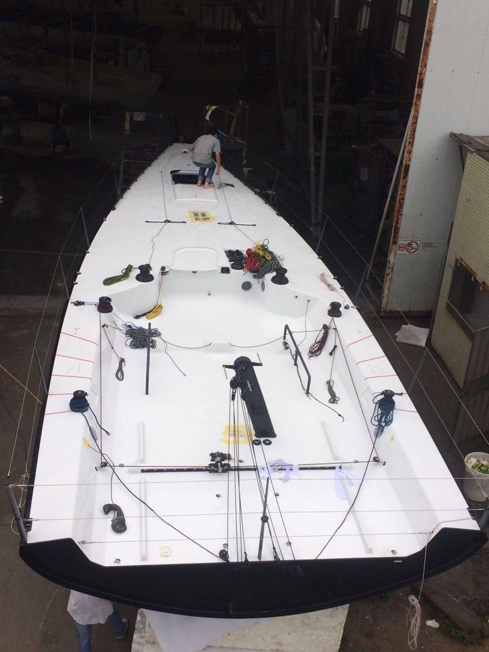 Ker40+ New Race Yacht Fast 40 Class